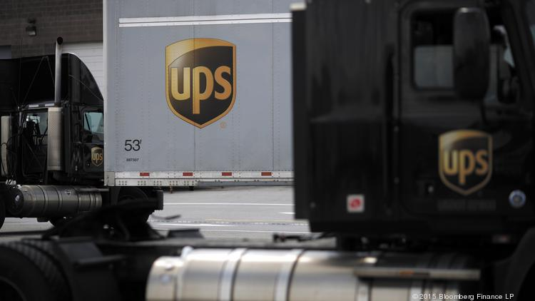 United Parcel Service Inc. (NYSE: UPS) says shipments might be delayed as a result of weather in Louisville.