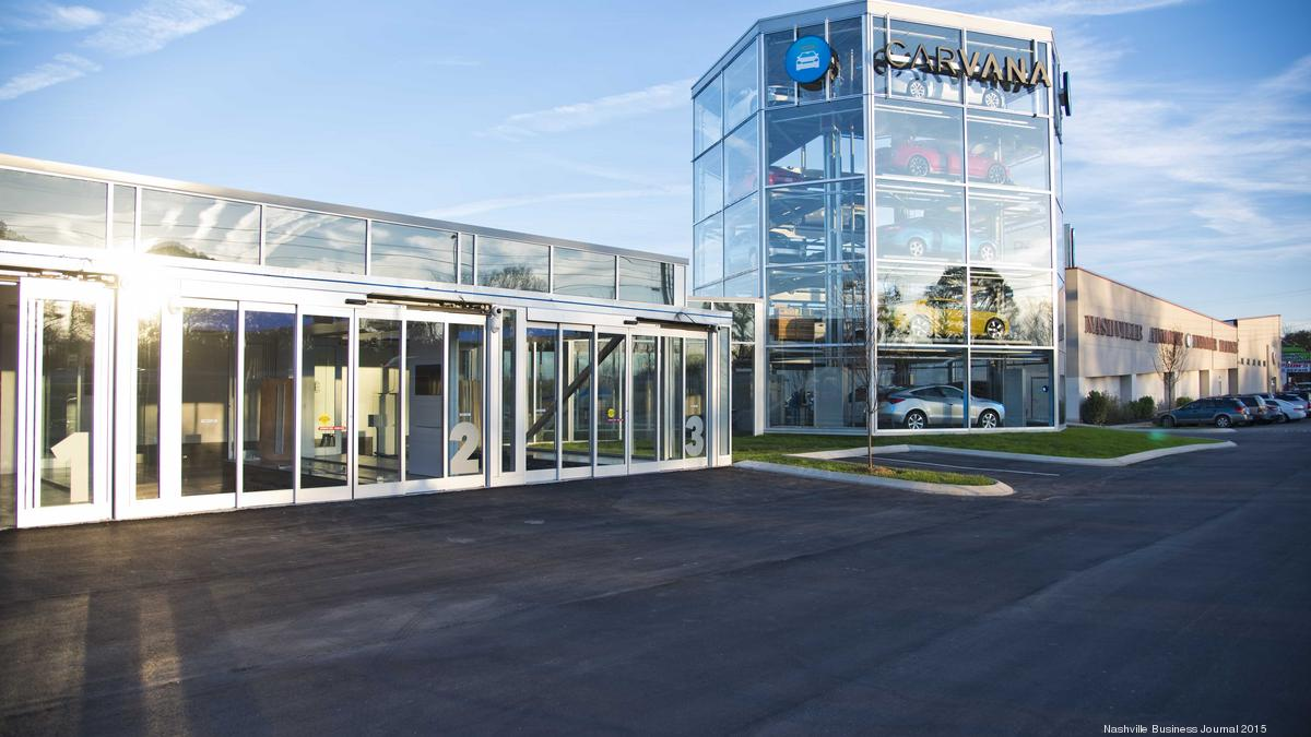 Carvana Seeks Orlando Area Land To Build Car Vending