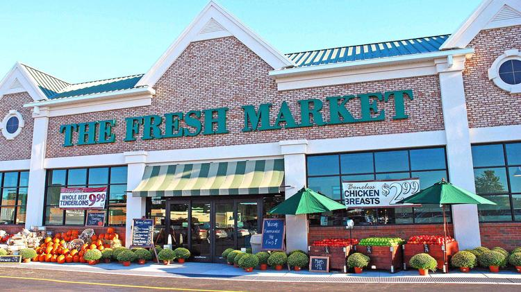 Fresh Market has signed a lease within the Lion's Head Village shopping center on White Bridge Road.