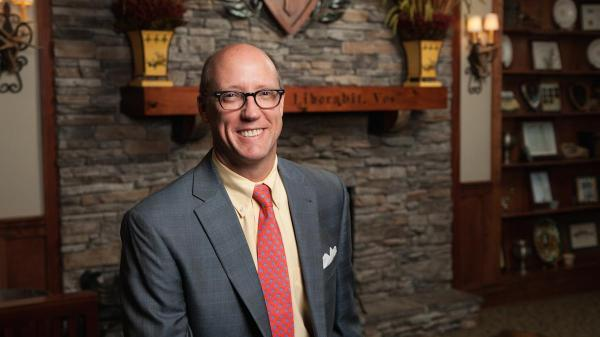 Q&A with J. Ross Peters, head of school at St. George's ...