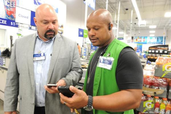 Pineville Sam's Club debuts new app to speed checkout ...