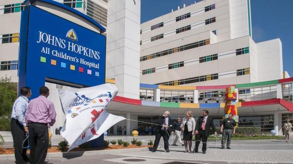 See where U.S. News ranks Johns Hopkins All Children's ...