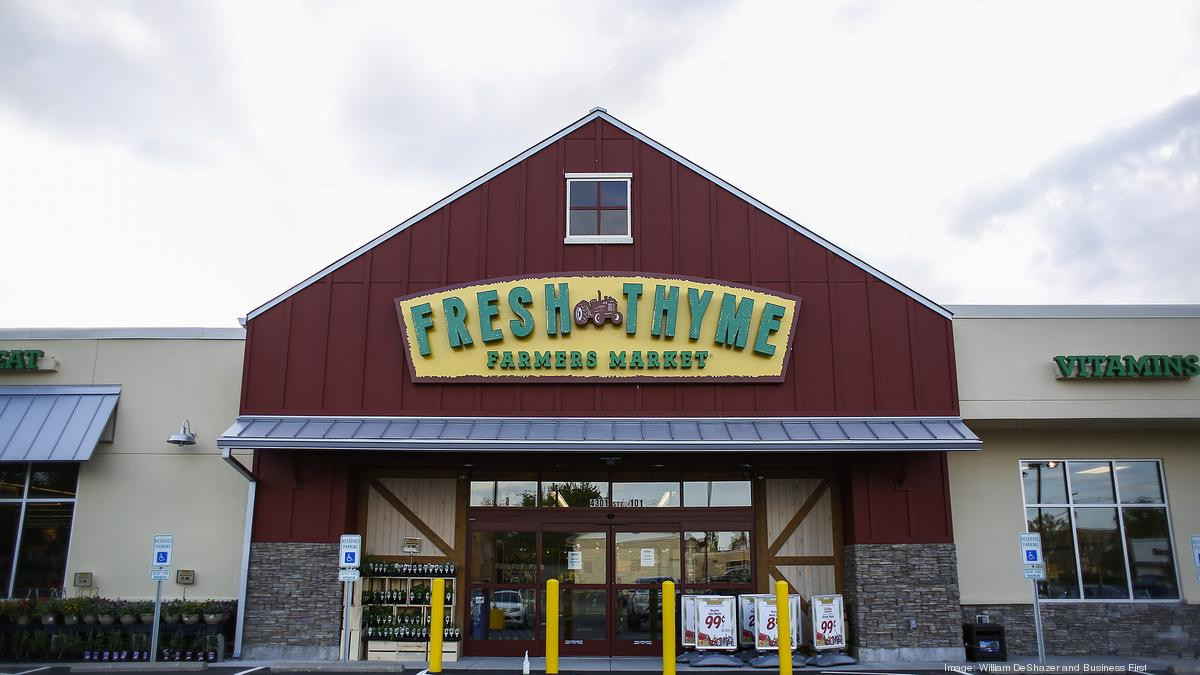 Fresh Thyme Farmers Market Columbus Ohio