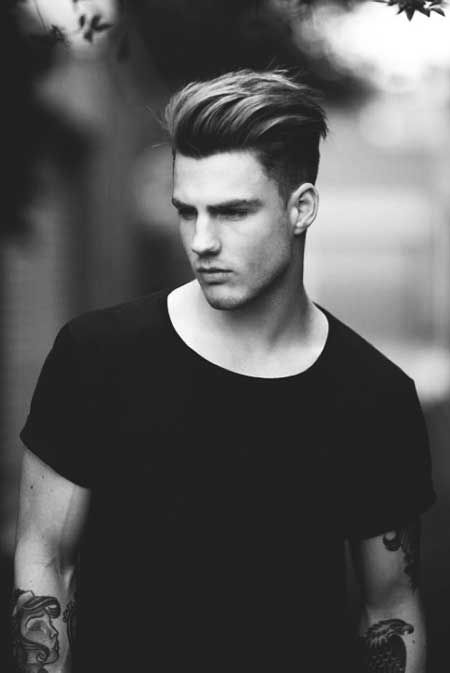 Mens Undercut Hairstyles 17