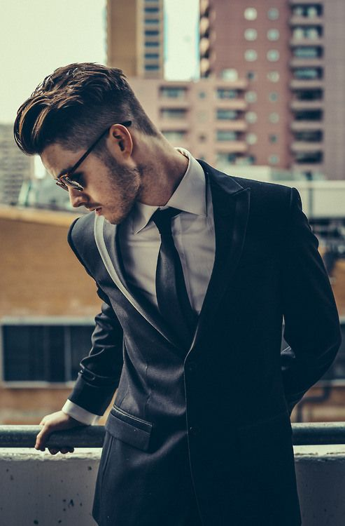 Mens Undercut Hairstyles 28