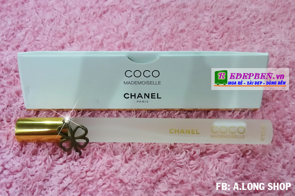 chanel coco trắng 15ml