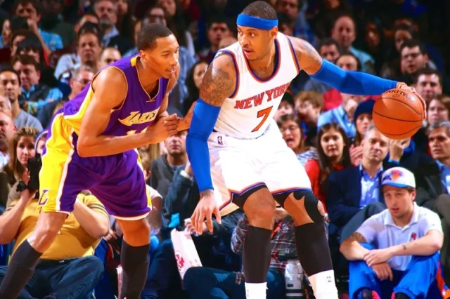Los Angeles Lakers vs. New York Knicks: Postgame Grades and Analysis |  Bleacher Report | Latest News, Videos and Highlights