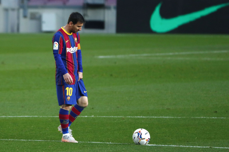 Lionel Messi Will Not Renew Barcelona Contract, Set to Leave Club After 17 Seasons