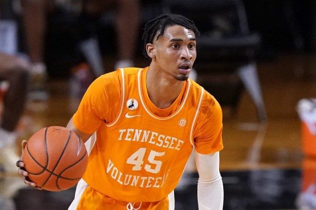 Tennessee's Keon Johnson Declares for 2021 NBA Draft, Will Hire an Agent |  Bleacher Report | Latest News, Videos and Highlights