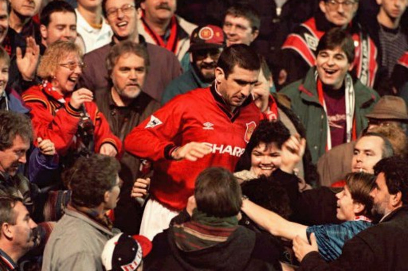 The fan supposedly shouted at him fu*k off back to france, you french motherfu*ker. Eric Cantona S Kung Fu Kick And 5 Other Wild Moments Bleacher Report Latest News Videos And Highlights