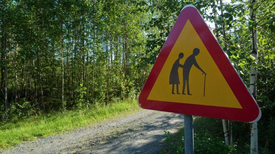 Varning för äldre ... ? - Margareta