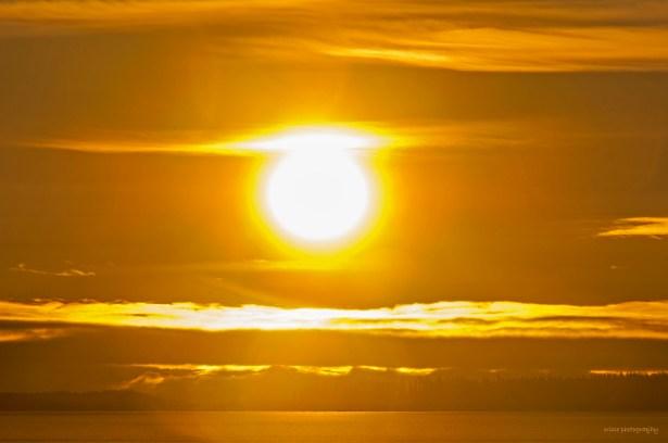 Solen 7 minuter efter högsta 22 dec 2015