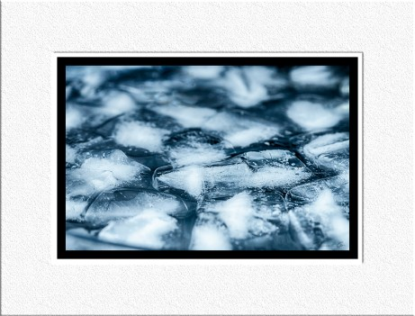 En kylig kall tavla