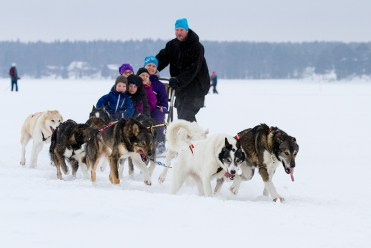 Malin - Luleå on ice