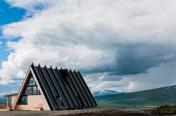 Björk - restaurang på fjället i Hemavan