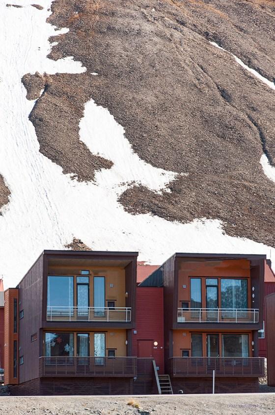 Radhus Longyearbyen