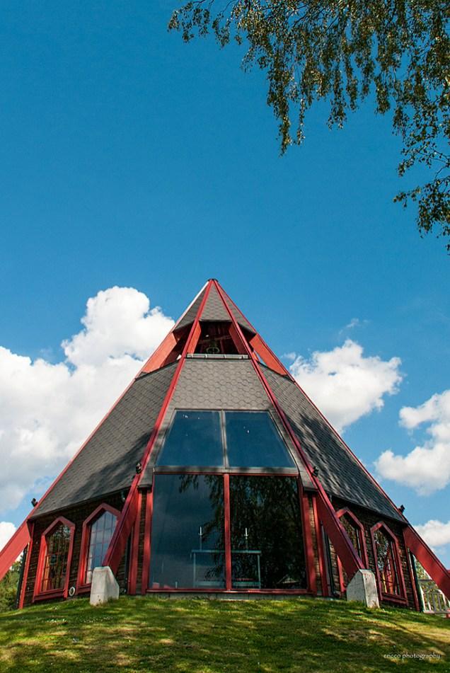 Storforsen - kapellet
