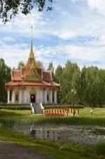 Kung Chulalongkorns paviljong i Utanede