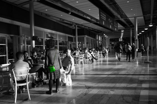 Den gröna handväskan - Cricco
