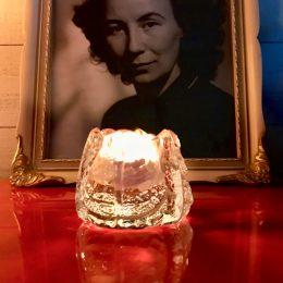 12 december - Cricco En varm längtan efter mor Fanny