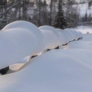 Snö och vinter - av Margareta