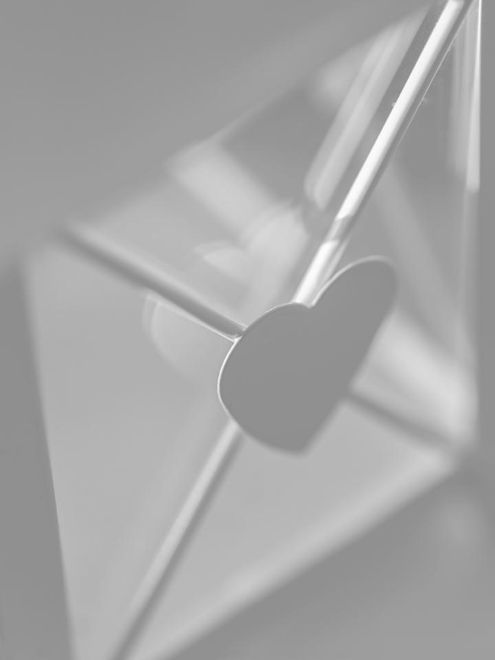 I glasets reflektion - av Gunbritt