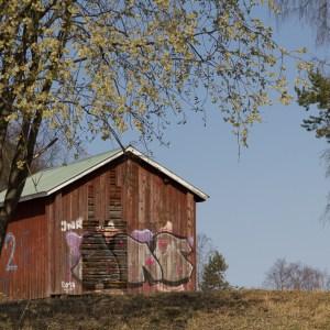Vår på Porsön - Malin