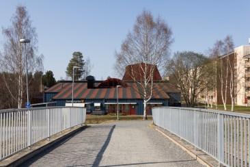 Kyrkan på Porsön - Malin