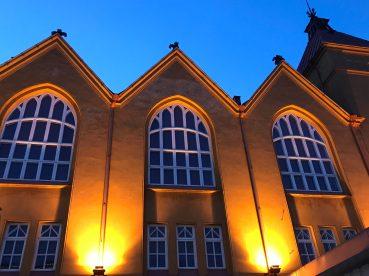 Ebeneserkyrkan - av Eva