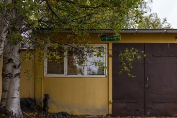Magasinsgatan - av Malin
