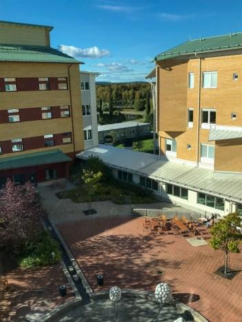 Sunderby sjukhus - av Eva