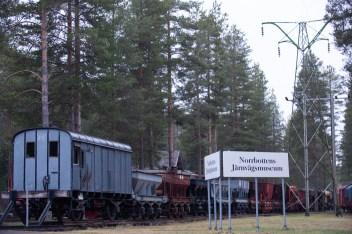 Norrbottens Järnvägsmuseum - av Eva