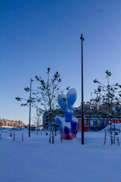 Konst i Luleå - av Eva