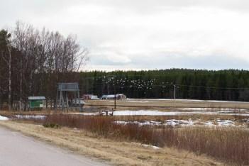 Fågeltorn i Mörön - av Malin