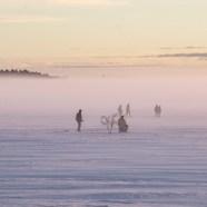 Södra hamn, Luleå -av Margareta