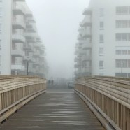 Kuststad i dimma - av Malin