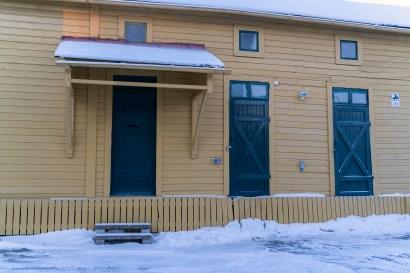 Del av Enblads hus i Luleå, jugend -av Margareta