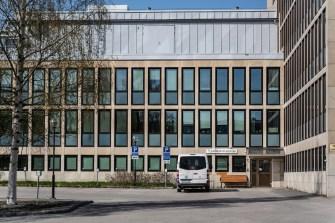 Stadshuset Luleå -av Margareta