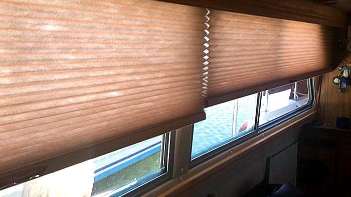 rv blinds window shades custom made