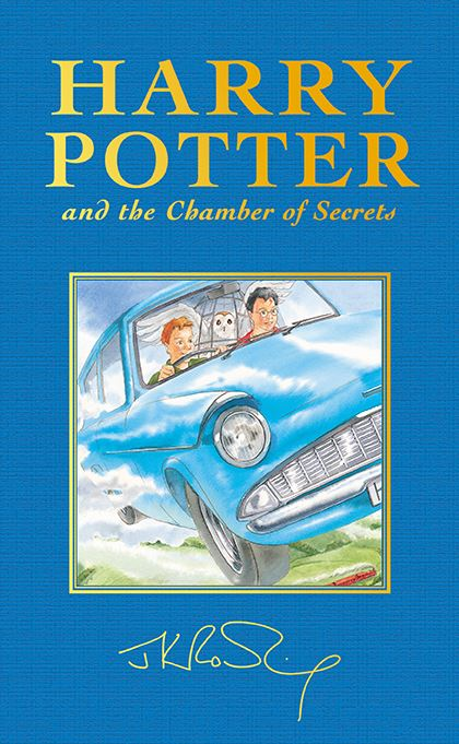 Harry Potter Hardback Books