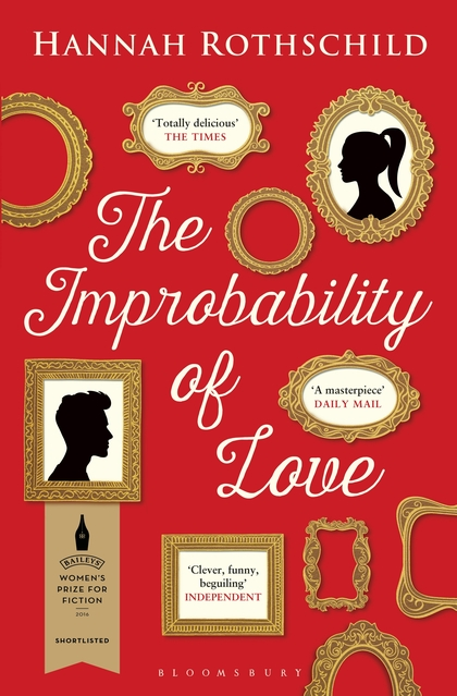 Image result for the improbability of love