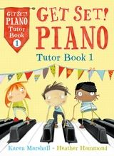 Media of Get Set! Piano Tutor Book 1