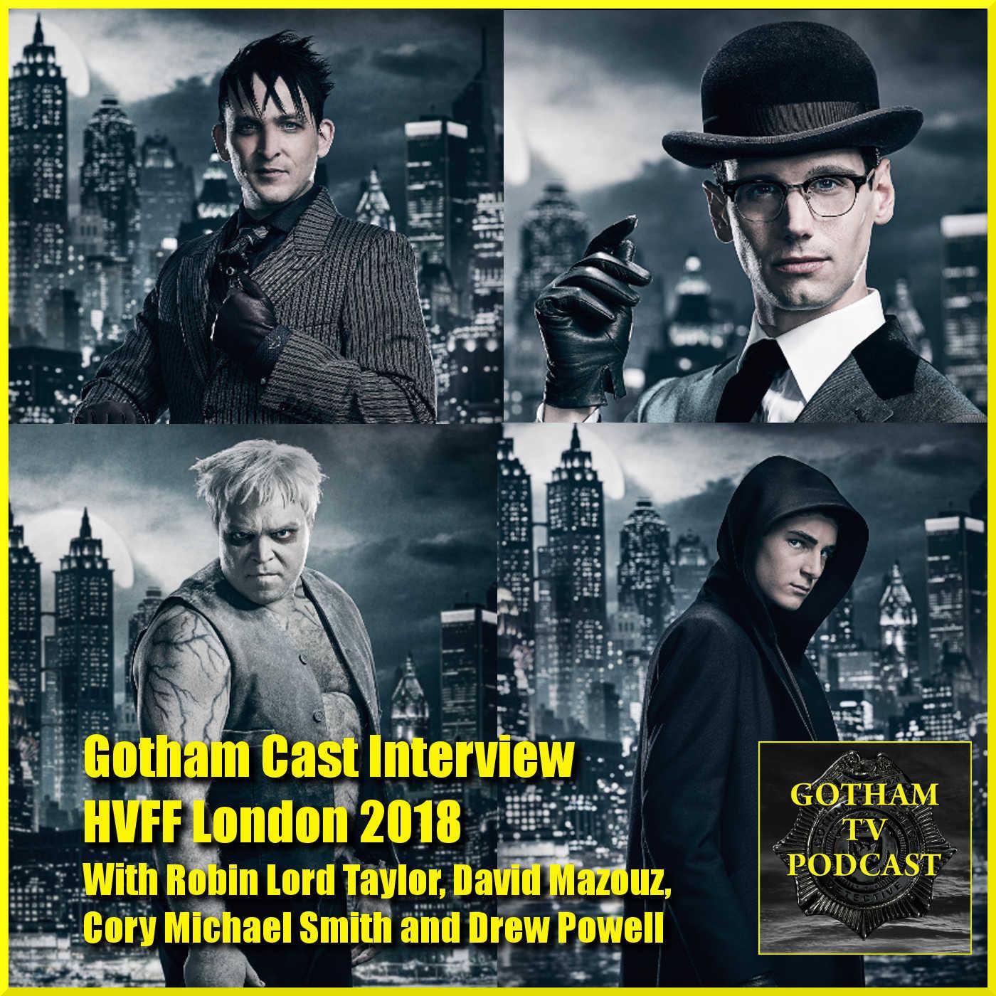 Interviews Archives - Gotham TV Podcast