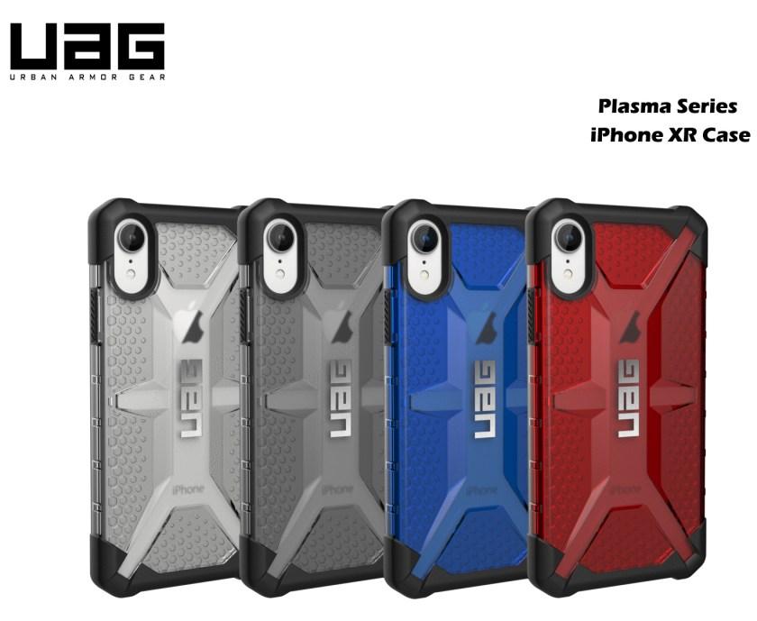 เคส iPhone XR UAG Plasma Ash