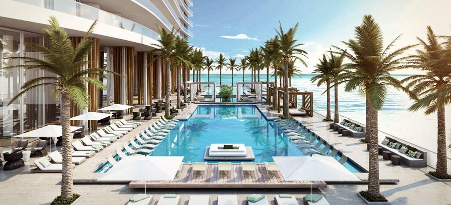 Hyde Beach Resort Amp Residences Hollywood Condos For Sale