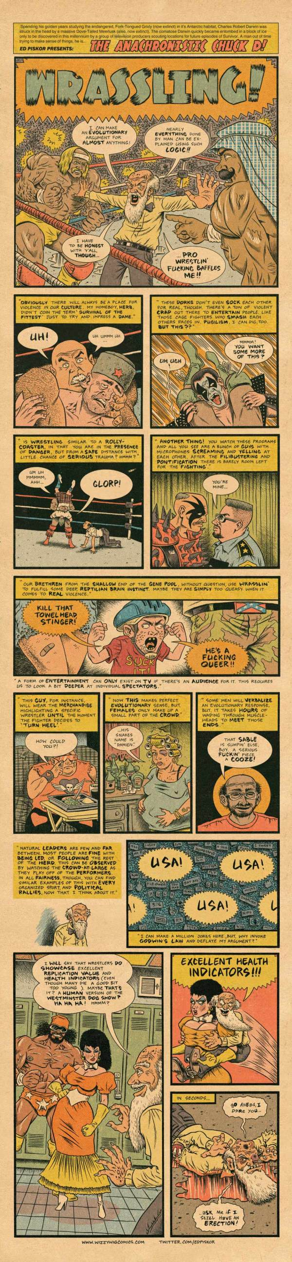 wrestling-strip