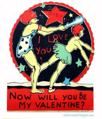Unusual Vintage Valentines Day Cards Boing Boing