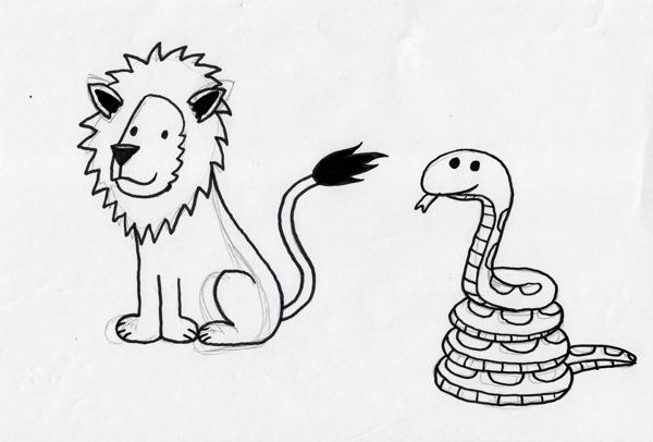 Snake Ink