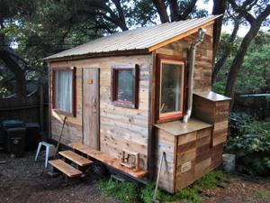 Tiny House In Oakland Built For 5k Boing Boing