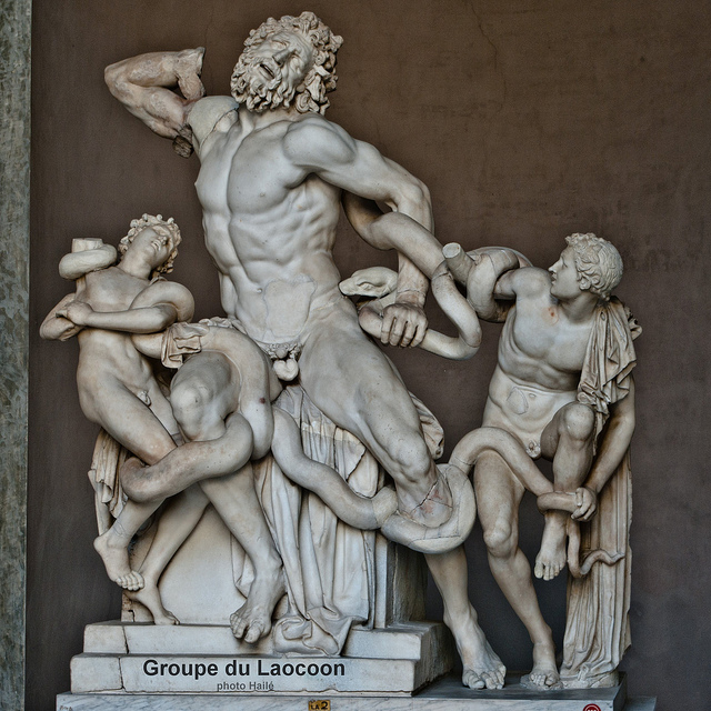 laocoon face - photo #8